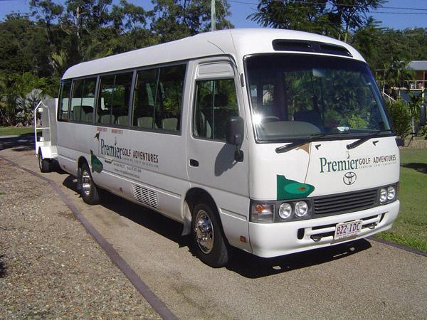 Premier Golf Adventures Maroochydore Tourism Town