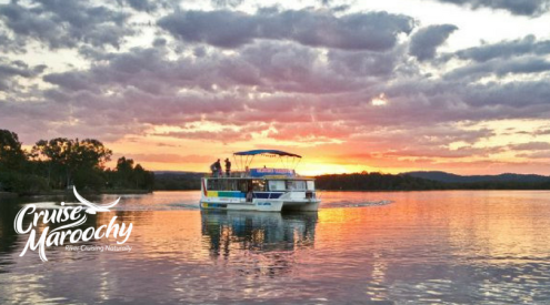 Sunshine coast river cruise - an unforgettable experience