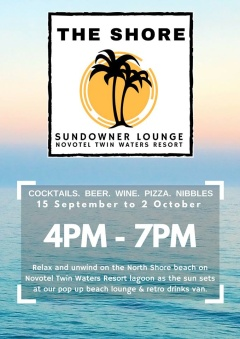 The Shore Sundowner Lounge
